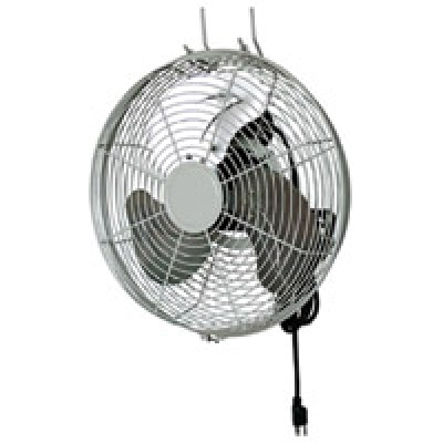 Fan with 45 cm diameter   Water fog cooling - products